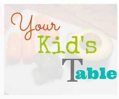 Your Kid's Table: Sensory Diet Tool, Senseez Review