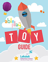 Able-Play's First Annual Toy Guide by Lekotek