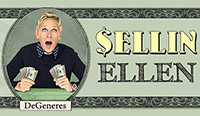 Sellin' on Ellen ellentube video