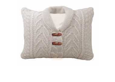 pillows-Sweater